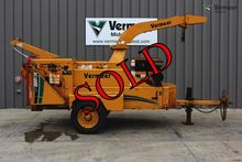 2007 Vermeer BC1800XL Chippers