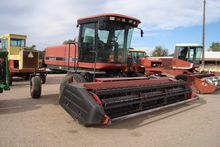 1999 Case IH 8870 Windrower-Sel