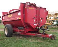 Schuler SRM254 Feeder Wagon-Por