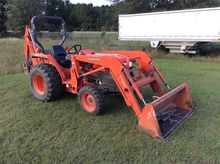 Kubota L3400HST Tractor