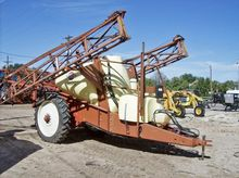 2007 Hardi NP1100 Sprayer-Pull