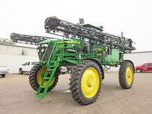 2013 John Deere 4830 Sprayer-Se