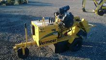 2010 Vermeer SC252 Stump Grinde