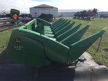 2012 John Deere 608C Header-Row