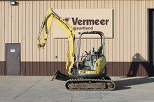 2008 Yanmar VIO35 Excavator-Min