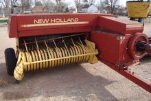1985 New Holland 326 Baler-Squa