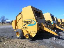 2004 Vermeer 605M Baler-Round