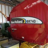 2006 New Holland BR740A Baler-R