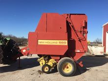 Used Holland 660 Bal