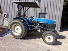 New Holland TN-55 Tractor