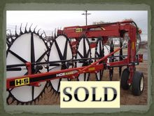 Used 2011 H & S HDII