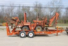 1996 Ditch Witch 5110 Trencher