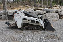 2008 Bobcat MT55 Skid Steer-Min
