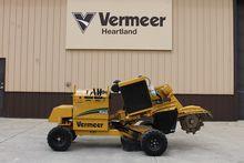 2010 Vermeer SC372 Stump Grinde