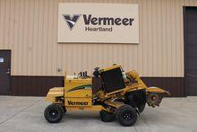2011 Vermeer SC372 Stump Grinde
