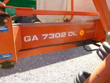 Kuhn GA7302DL Hay Rake-Rotary