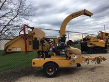 2005 Vermeer BC600XL Chippers