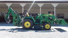 2015 John Deere 3033R Tractor -