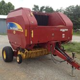 2013 New Holland BR7080 Baler-R