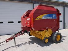 New Holland BR7060 Baler-Round