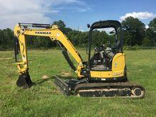2016 Yanmar VIO35 Excavator-Min