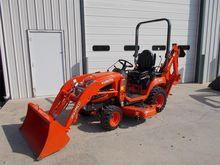2014 Kubota BX25D Loader Backho