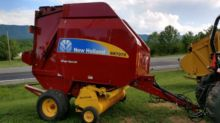 2013 New Holland BR7070 Baler-R