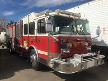 1999 E-ONE HEAVY DUTY RESCUE