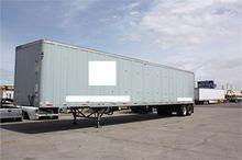 1993 WABASH Logistics 53' X 102