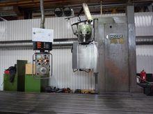 Bed type milling machine Mecof
