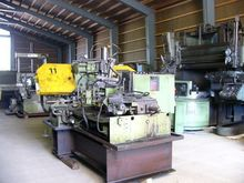 Used CNC-band saw BE