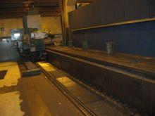 CNC-bed type milling machine Bu