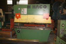 Press brake Haco PPH 20 75