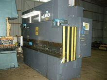 Press brake LVD PP 100 MNC