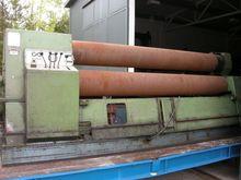 Plate bending roll Kumla PV7H