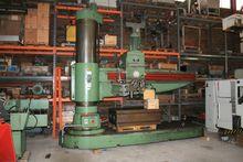 Radial drill Csepel RFh 100