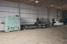 CNC-heavy duty lathe Kramatorsk