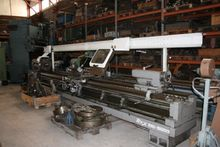 Used Center lathe Ma