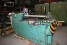 Plate bending roll Kumla Backte