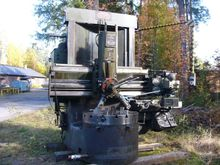 Used Vertical turret