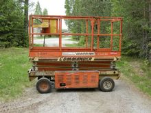 Used Personnel lift