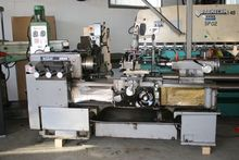 Used Center lathe Ik