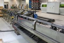 Automatic pipe saw IBP