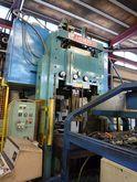 Hydraulic deep draw press LAGAN