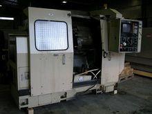 Used CNC-lathe Nakam