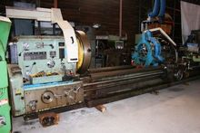 Used Center lathe 1M