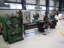 Center lathe Skoda SUR 400