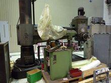 Radial drill Csepel RF 31/C