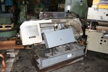 Used Band saw Optimu