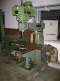 Tool milling machine Beaver Mil